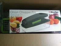Onion Chopper Pro by Mueller Fairfax, 22030
