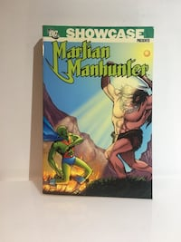 Martian Manhunter comics Mississauga, L5C