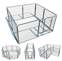 "Brand new in box 24"" 32"" 40"" 48"" tall dog playpen"