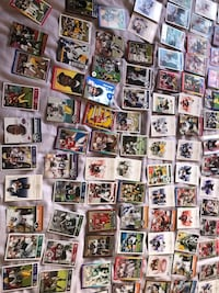 Football cards Richmond, 94804