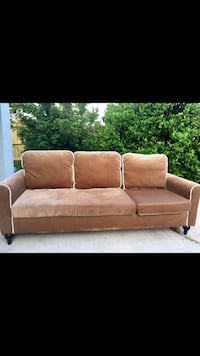 Light brown Couch great condition Melbourne, 32935
