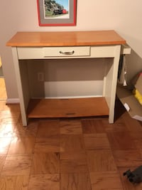 white and brown wooden desk 34 km
