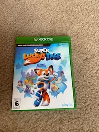 Super Lucky's Tale- Xbox One- Kids Video Game South Bound Brook, 08880