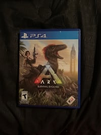 Ark for PS4