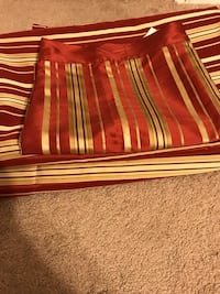 red, white, and black striped textile Houma, 70364
