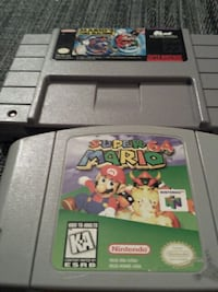 Nintendo  and Super Nintendo  games for sale Houston, 77084