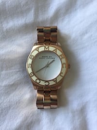 Marc Jacobs Rose Gold/Nude Watch Toronto, M6K 3A6