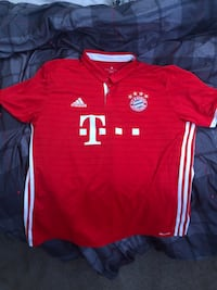 Authentic Bayern Munchen Jersey Mississauga, L5L 3N4