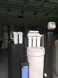 three black and white water heaters Spring Hill, 34609