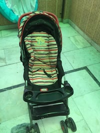 baby's black and brown stroller New Delhi, 110011