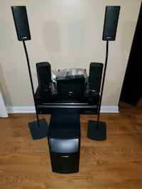 Bose home theater