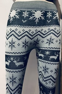 Thick  winter leggings