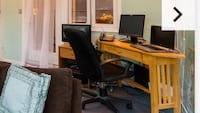 Desk, side table and chair  Glen Burnie, 21060