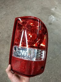 Tail light lens Sussex, 53089