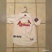 white and red Adidas Vodafone jersey shirt Brownsville, 78521
