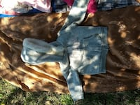 blue and white denim shorts Knoxville, 37912