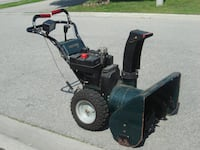 """((((( DEAL OF THE DAY TODAY $385.00 FIRM ))))) MUST SELL 29"""" CRAFTSMAN SNOWBLOWER 10.5HP, 2 STAGE THAT IS ALL WORKING, BUY NOW AND SAVE $$$$! Mississauga"""