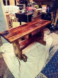 Handmade wooden coffee table/table/TV stand  Richmond, 23234