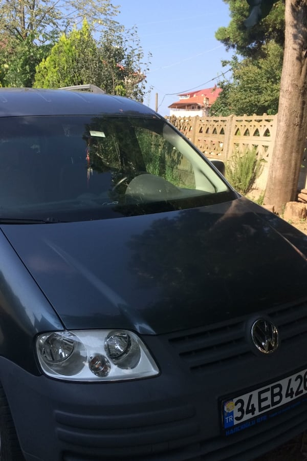 2006 Volkswagen caddy 2