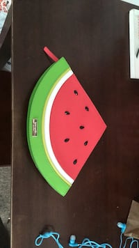 Kate Spade watermelon clutch Old Town, 04468