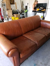Leather couch Sanford, 32773