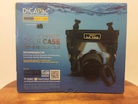 DiCaPac underwater dslr case Los Angeles, 90018