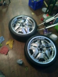 All 4 Tube them have tires two of them don't good condition Henderson, 89015