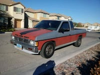 Pickup Truck Extended Cab, 1990 D21, Auto, 4cyl,  Las Vegas, 89103
