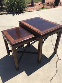 End table- pair