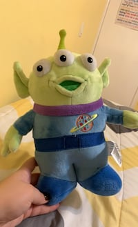 Toy Story Plush Manorville, 11949