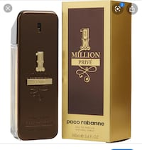 Paco Rabanne men's  Brand new, sealed never used Retail for $118 + tax