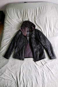 Men's Vintage Real Leather Jacket  Longueuil, J4K 1A3