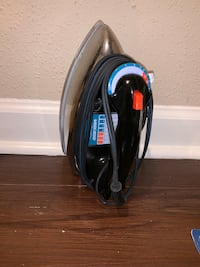 Black and decker iron Austin, 78752