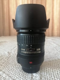 Nikon 18-200mm G ED DX VR Lens
