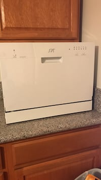 White counter top compact  dishwasher Bakersfield, 93306