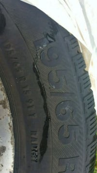 195 65 r15 winter tires Oshawa, L1H 7X1