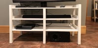 White wooden tv stand Fort Smith, 72903