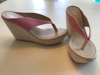 New spring wedges: Sz 8.5