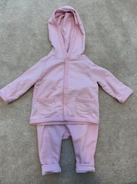 Old Nancy baby Track suit size 0-3 months Mississauga, L5B 0C5