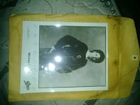 Authentic Autographed 1980s Photograph Of Micheal Jackson Hyattsville, 20784