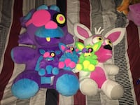 Five Nights At Freddy's Plushies Herndon, 20170