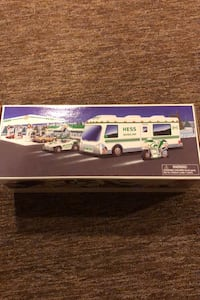 1998 Hess Recreation Van with Dune Buggy and Motorcycle  Mickleton, 08056