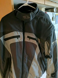 black and gray zip-up jacket London, N6K 2S5