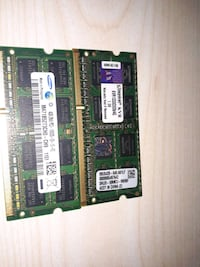 kingston KVR1333D3S9/4G Ddr3 leptop ram  Yaverpaşa Mahallesi, 80030