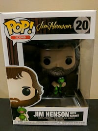 Funko Pop Jim henson Vaughan