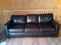 Simmons Leather Sleeper Sofa Purcellville, 20132