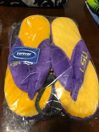 LSU Slippers Men's Kenner, 70065