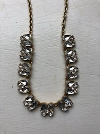 J Crew Crystal Necklace Mississauga, L5C 4S2