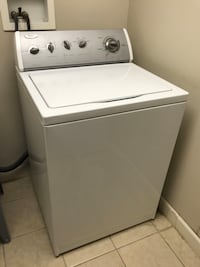Whirlpool full size washer