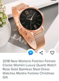 So beautiful woman watch
